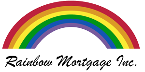 Rainbow Mortgage Inc. Logo